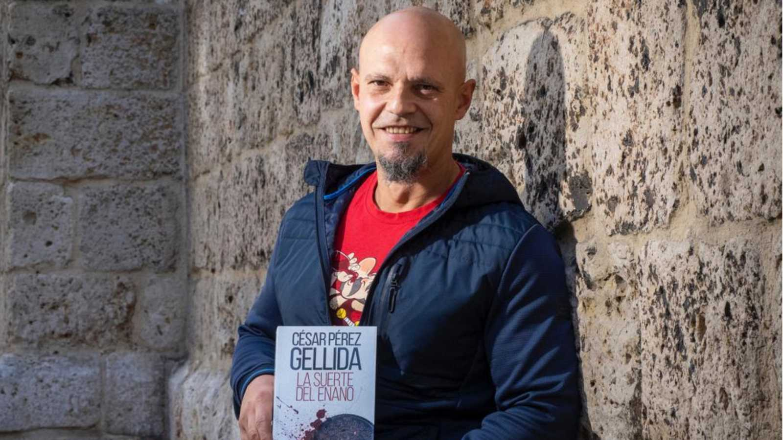 Libros de arena - Cesar Pérez Gellida presenta 'La suerte del enano' - Escuchar ahora