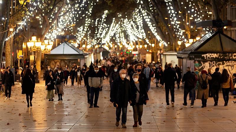14 horas - Plan del Gobierno para Navidad: reuniones de hasta 10 personas y cierre de comunidades salvo para reagrupamientos familiares - Escuchar ahora
