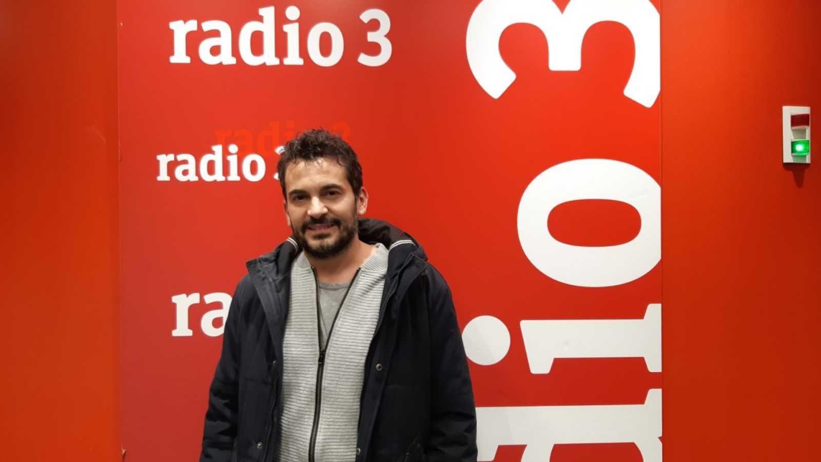 En Radio 3 - Nando Abad - 05/12/20 - escuchar ahora