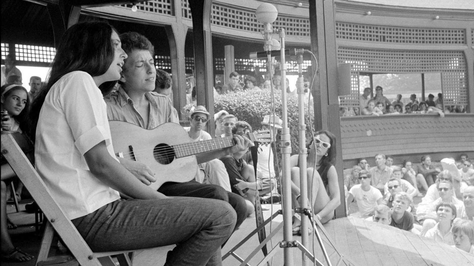 Rock and Roll High School - Cap. 40; Folk contemporáneo (II) (1961-1965) - 09/12/20 - escuchar ahora