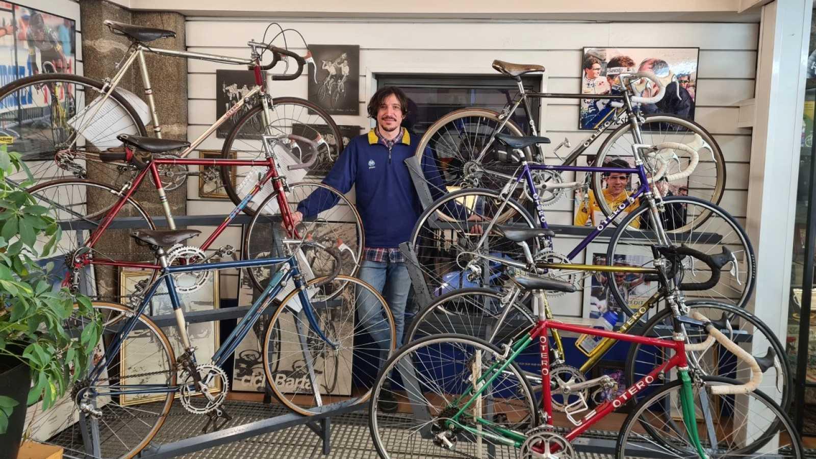 Gente despierta - Las 1.001 bicis de Rodrigo Otero - Escuchar ahora