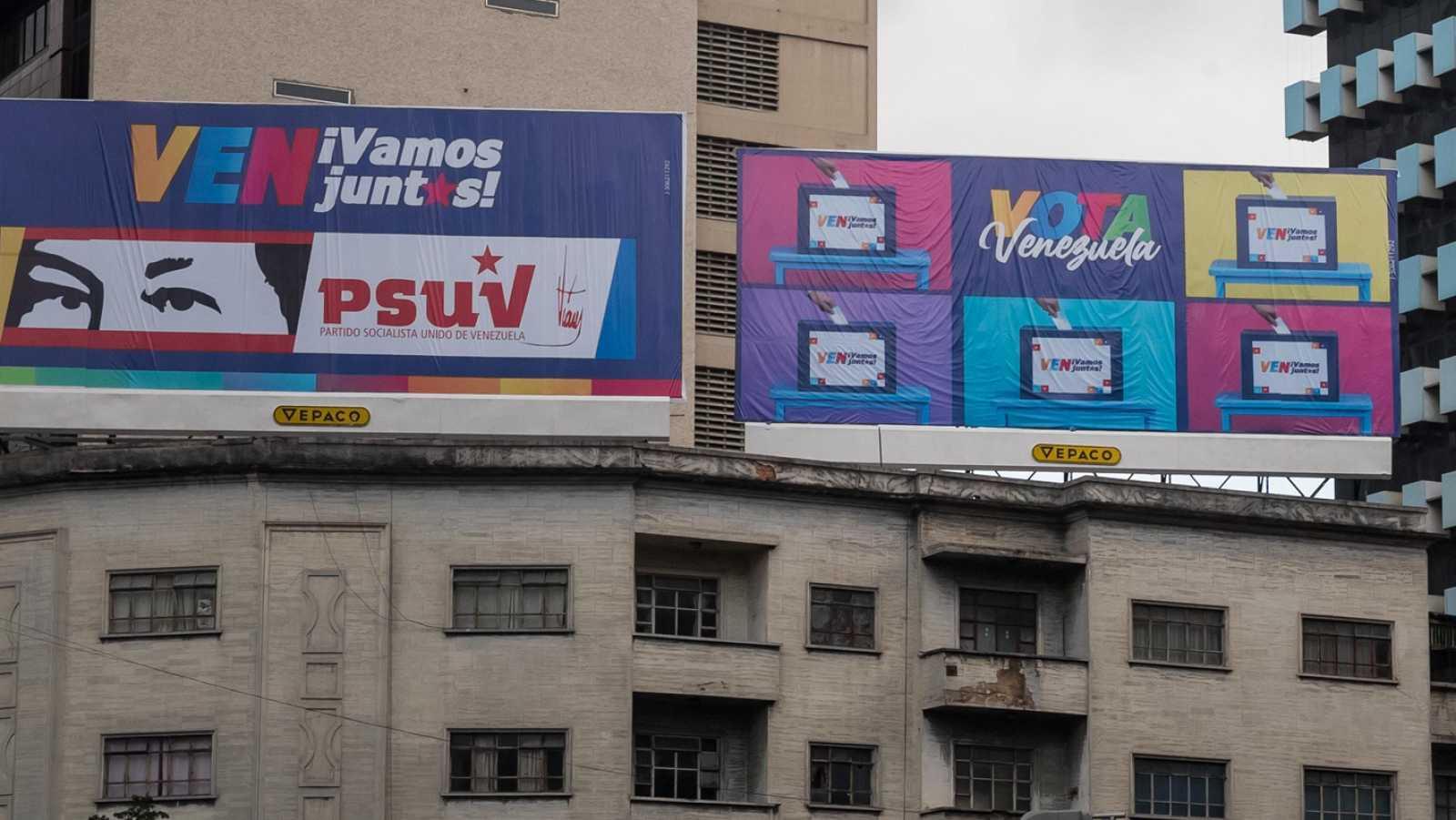 Hora América - Elecciones parlamentarias en Venezuela el 6 de diciembre - 02/12/20 - escuchar ahora