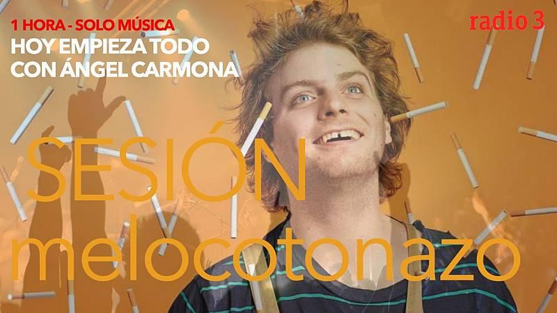 Hoy empieza todo con Ángel Carmona - #SesiónMelocotonazo: Black Sabbath, Mac Demarco, Amy Winehouse... - 03/12/20 - escuchar ahora