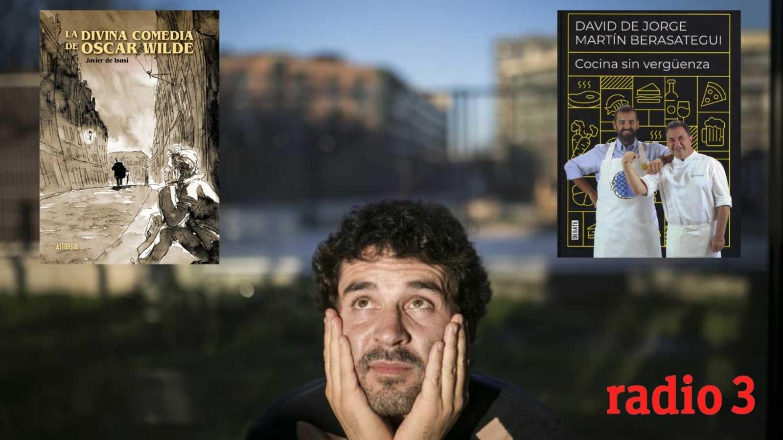 Hoy empieza todo con Ángel Carmona - La Divina Comedia, RobinFood y El Petit de Cal Eril - 03/12/20 - escuchar ahora