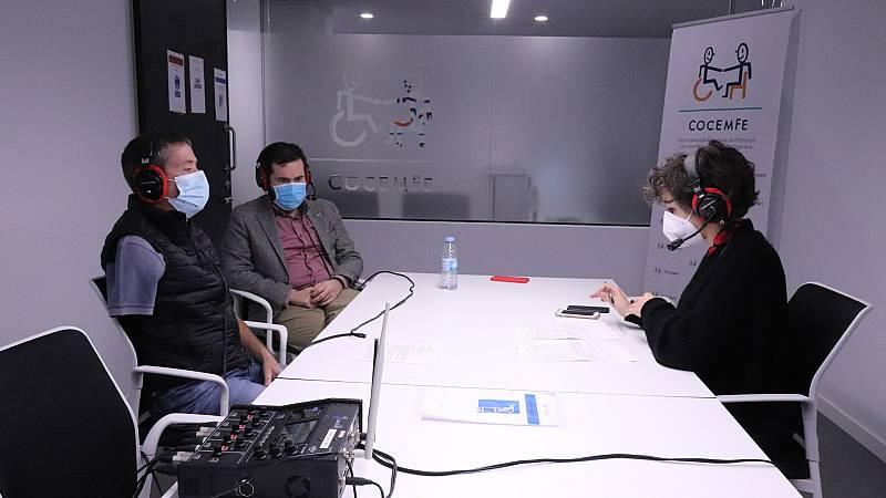 Más cerca - Discapacidad en pandemia - Escuchar ahora