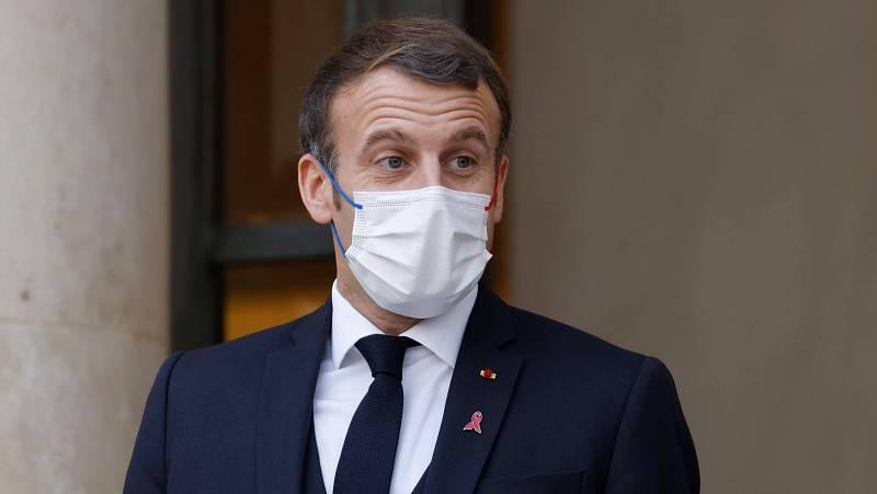 14 horas - Una comisión parlamentaria concluye que Francia actuó tarde y mal en la primera ola - Escuchar ahora