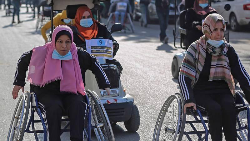 14 horas - Miles de discapacitados en Gaza carecen de atención especializada por el bloqueo israelí - Escuchar ahora