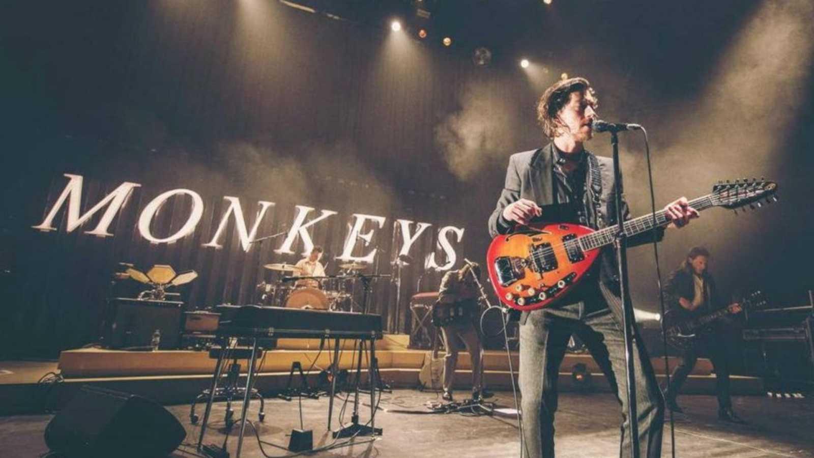 Turbo 3 - Arctic Monkeys, The Strokes y The White Stripes - 03/12/20 - escuchar ahora