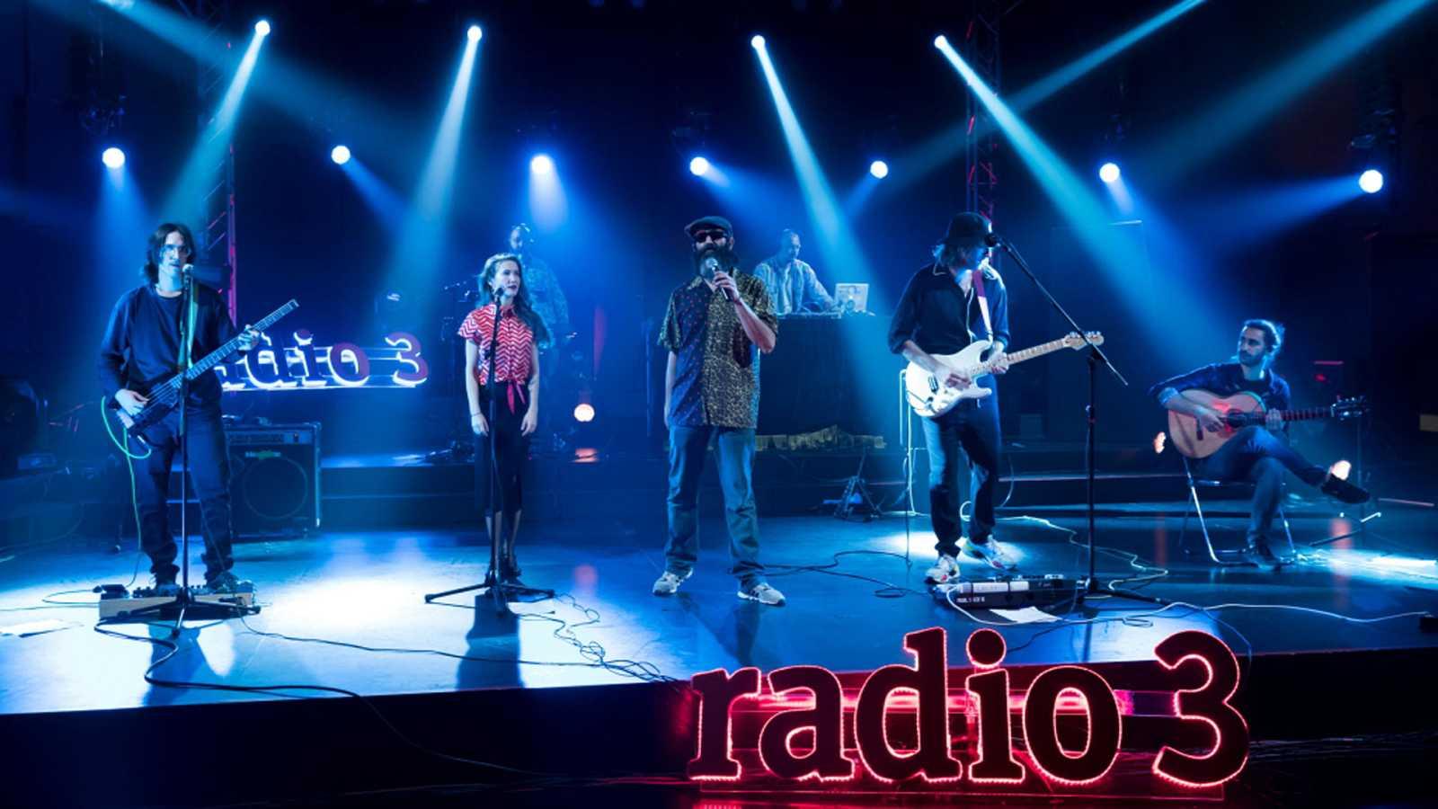 Los conciertos de Radio 3 - Califato 3/4 - 04/12/20- escuchar ahora