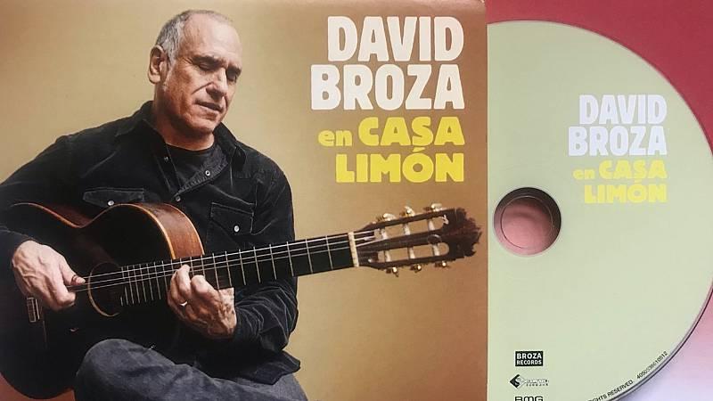Entre dos luces - La guitarra de David Broza - 04/12/20 - escuchar ahora