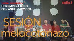 Hoy empieza todo con Ángel Carmona - #SesiónMelocotonazo: Frank Zappa, Chk Chk Chk, C. Tangana... - 04/12/20