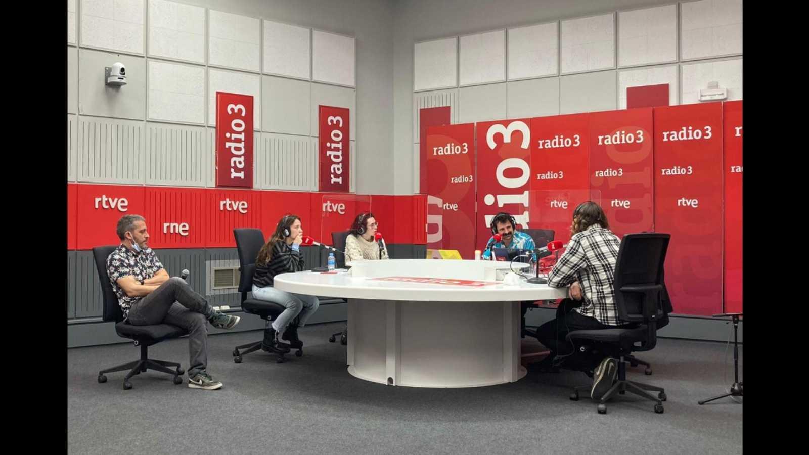 Hoy empieza todo con Ángel Carmona - C. Tangana y John Lennon - 04/12/20 - ESCUCHAR AHORA