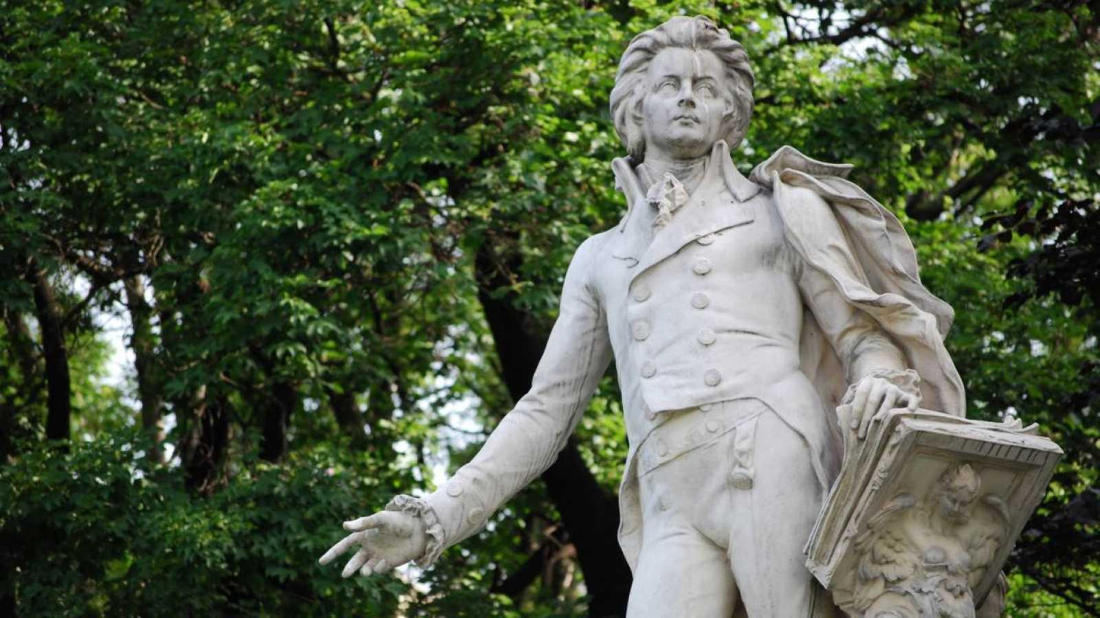 Las mañanas de RNE con Íñigo Alfonso - Los secretos que desvela una partitura inédita de Mozart en la catedral de Pamplona - Escuchar ahora