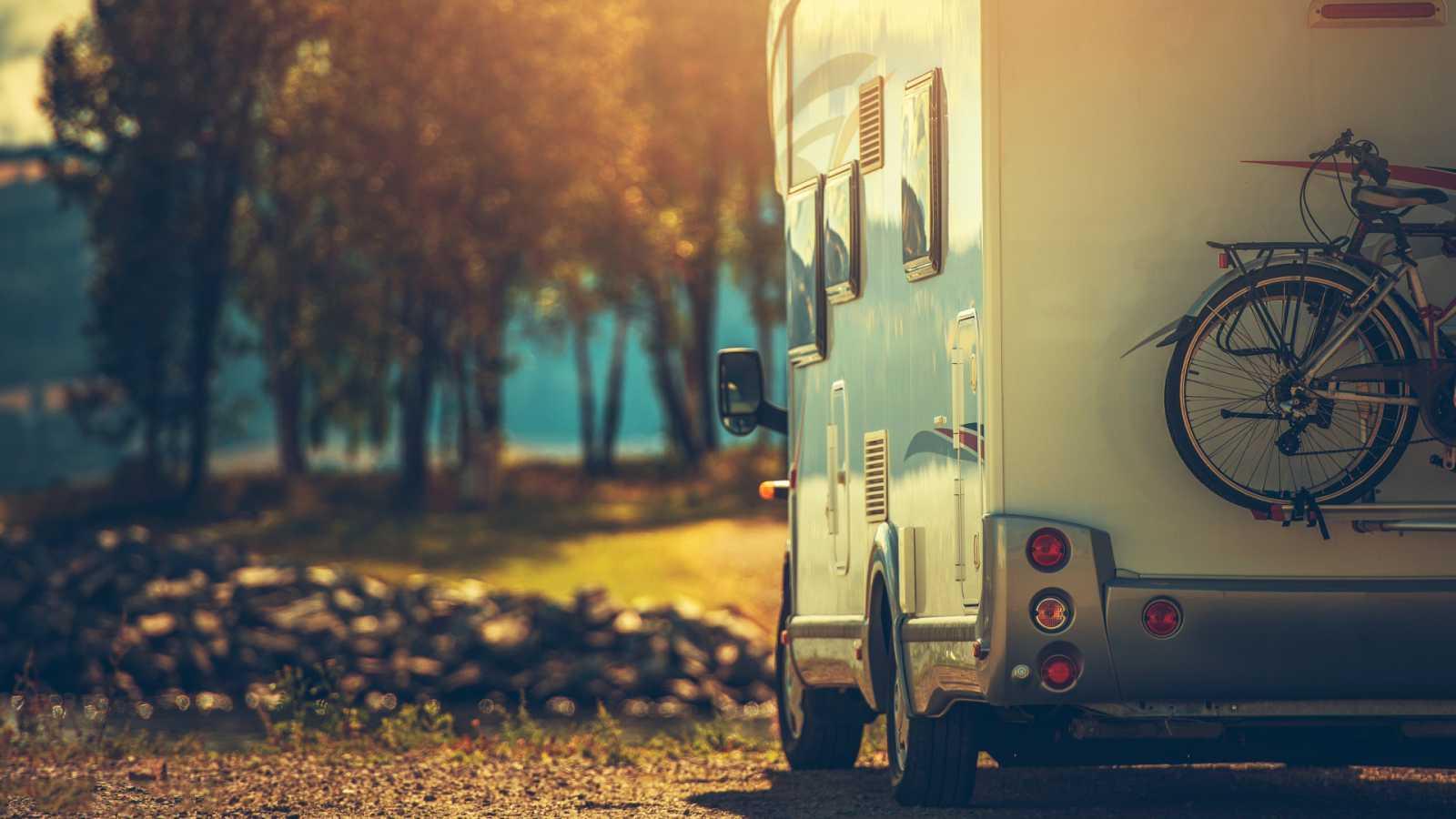24 horas - Teletrabajar en un camping