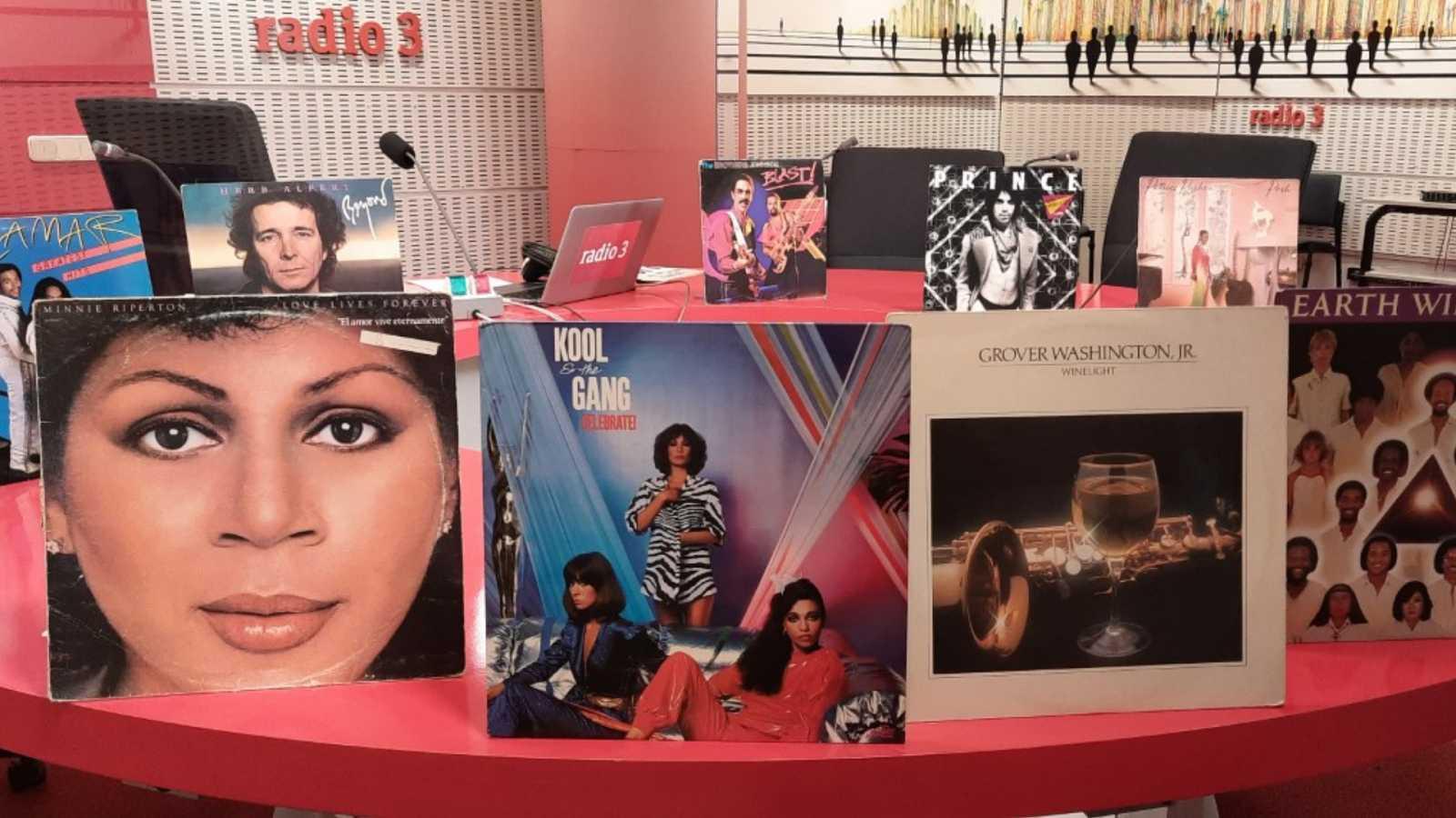 Como lo oyes - Mis Vinilos 1980: Black 2 - 04/12/20 - escuchar ahora