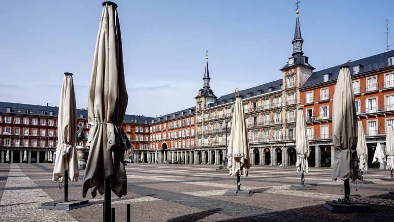 14 horas - Los hoteles de Madrid: lleno en la sierra, vacío en el centro - Escuchar ahora