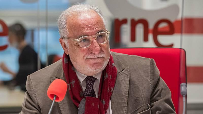 """14 horas - Pere Navarro (DGT): """"No podemos pedir al ciudadano que se quede en casa y preparar una operación especial de tráfico"""" - Escuchar ahora"""