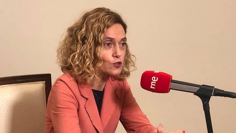 """Parlamento - Radio 5 - Batet: """"Las instituciones se renovarán en 2021; los grupos parlamentarios deben cumplir el mandato constitucional"""" - Escuchar ahora"""