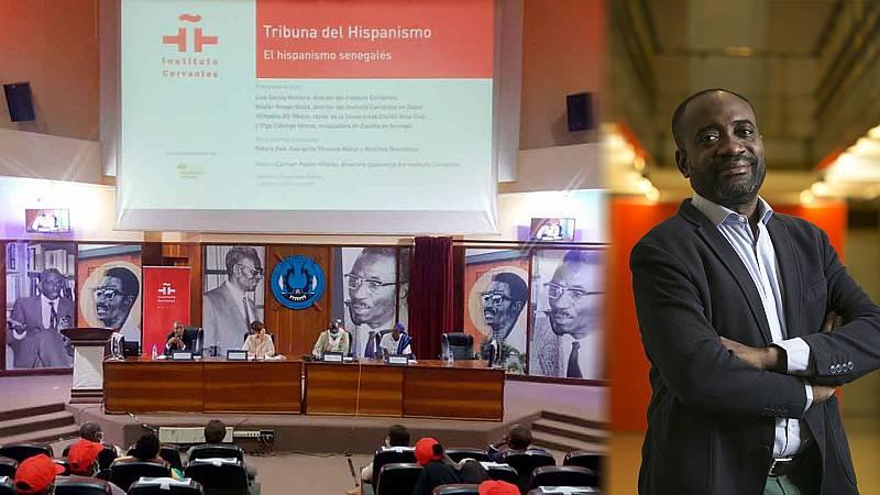 La ventana del Cervantes - El Cervantes abre su primer centro en Áfriica subsahariana - 05/12/20 - Escuchar ahora