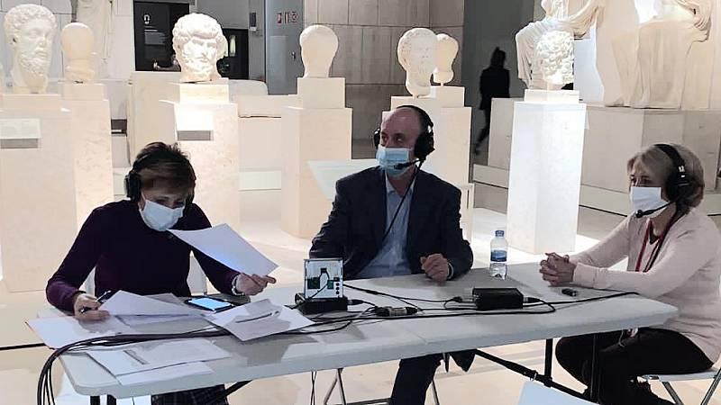 Por tres razones - La momia mejor conservada del mundo está aquí, en el MAN - 04/12/20 - escuchar ahora