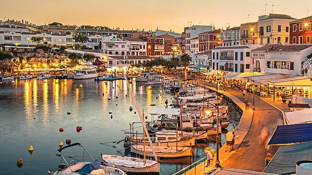 Menorca, universo mediterráneo