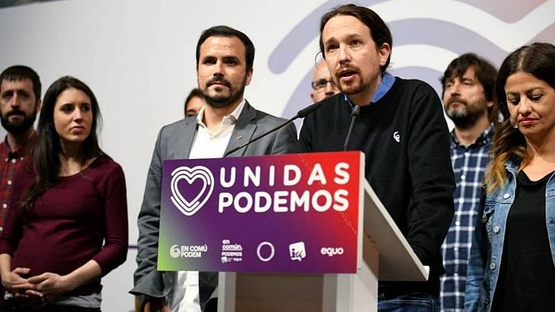 14 horas Fin de semana - Iglesias defiende la participación de Unidas Podemos en el Gobierno y el apoyo de ERC y Bildu - Escuchar ahora