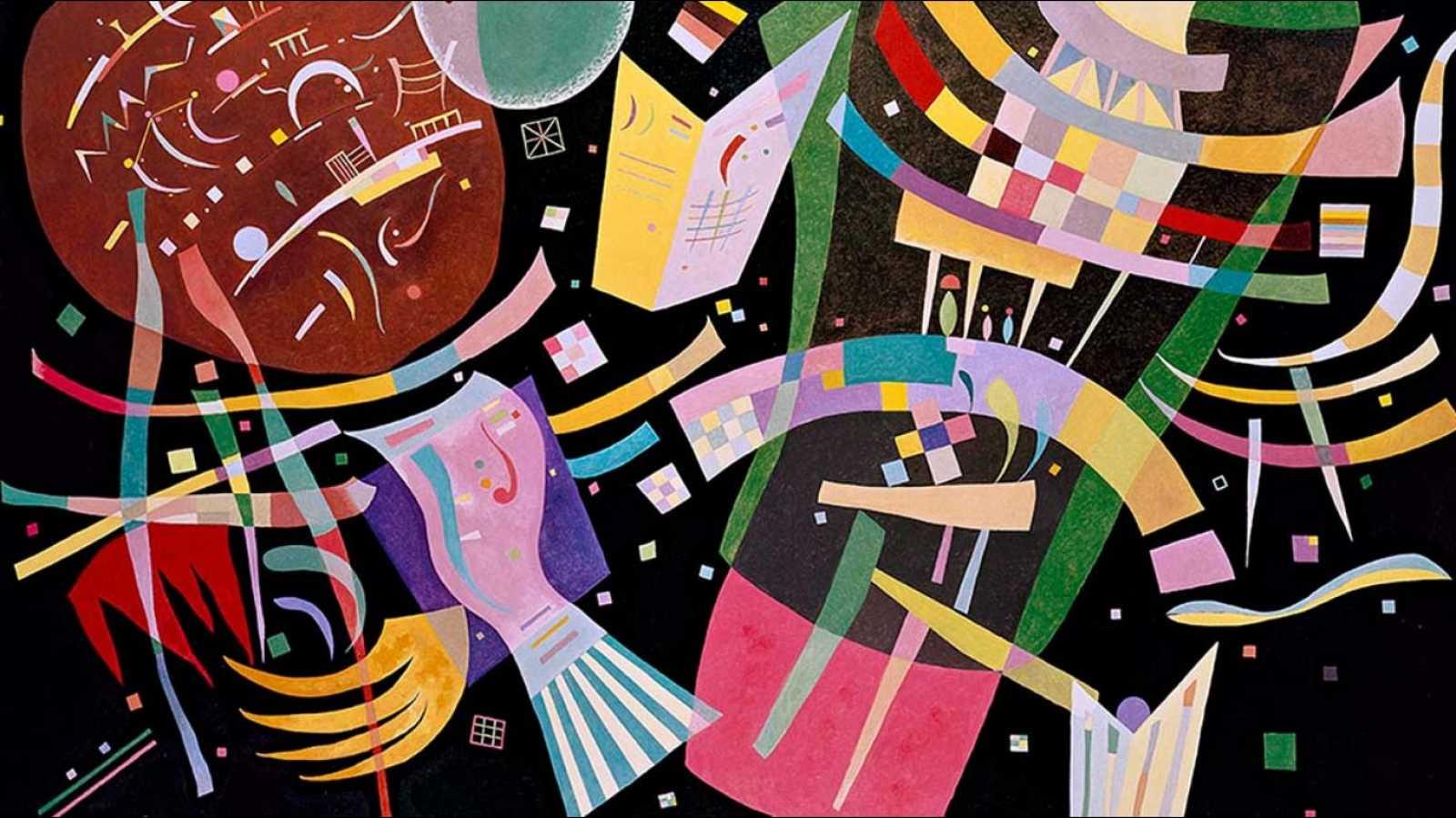 La radio tiene ojos - Kandinsky y el negro absoluto - 05/12/20 - escuchar ahora