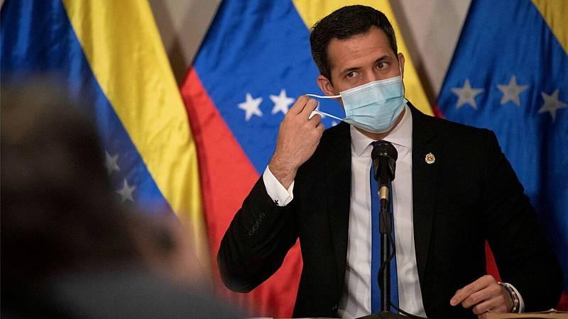 20 horas informativos Fin de semana - Guaidó invita a los venezolanos a rechazar los comicios de este domingo  - Escuchar ahora