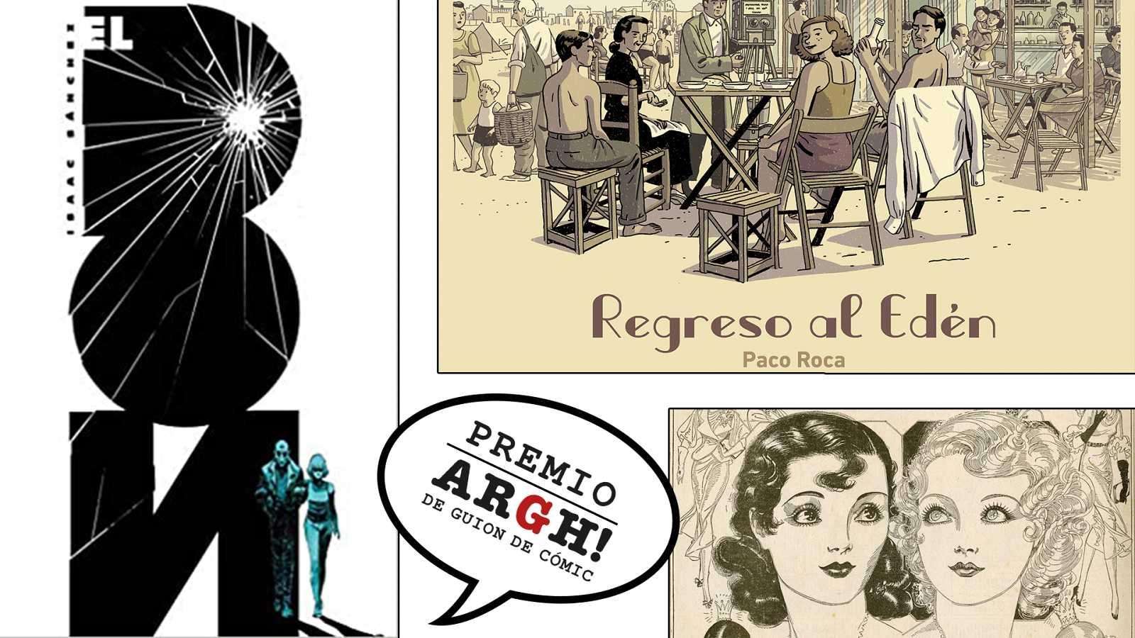 ¡Qué de cómics! - El Don de Isaac Sánchez, Nell Brinkley y lo nuevo de Paco Roca - Escuchar ahora