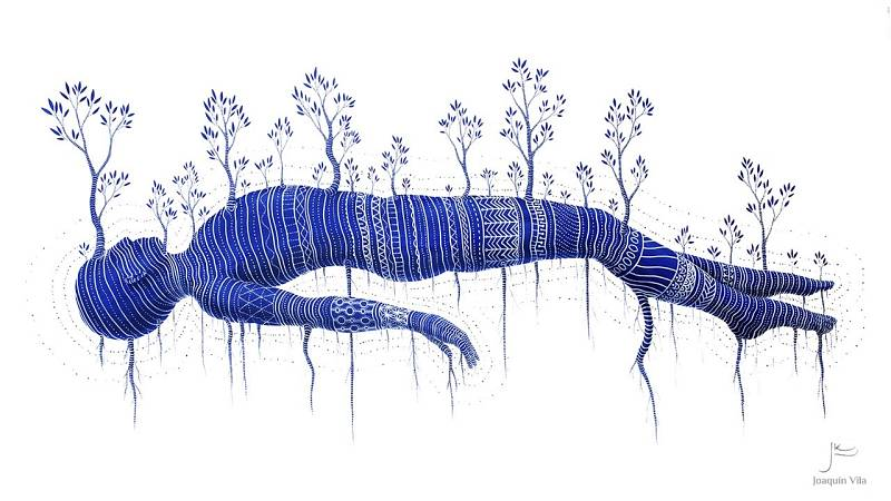 El bosque habitado - El azul bosque de Joaquín Vila - 06/12/20 - escuchar ahora