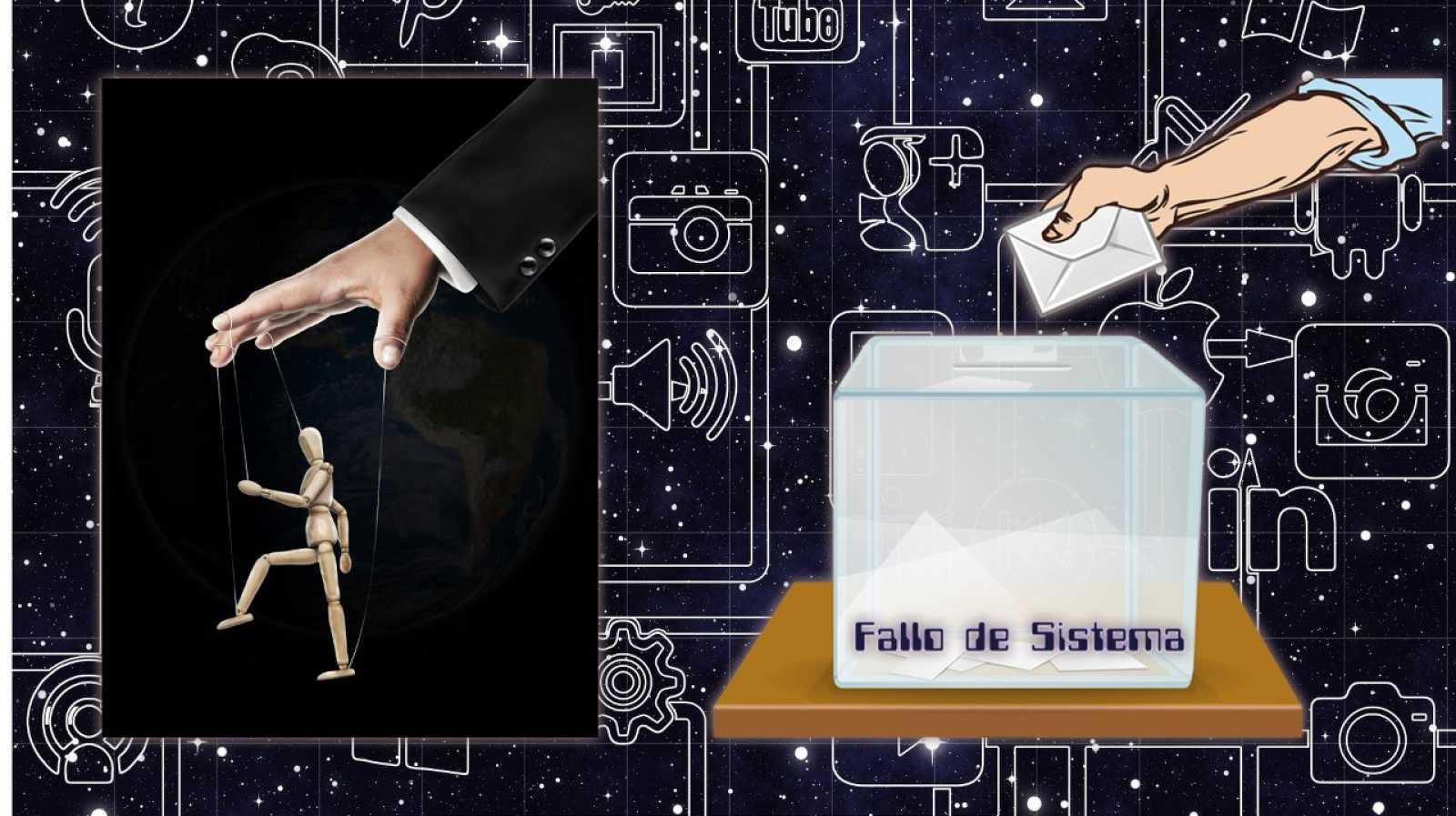 Fallo de sistema - 429: ¿Fiesta de la democracia o de la vigilancia? - 06/12/20 - escuchar ahora