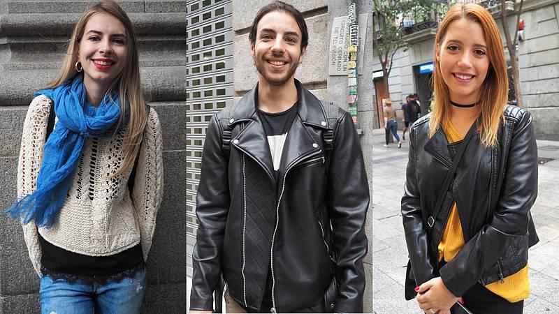 14 horas Fin de semana - Las lecturas de los jóvenes de la Constitución española... monarquía, trabajo, vivienda - Escuchar ahora