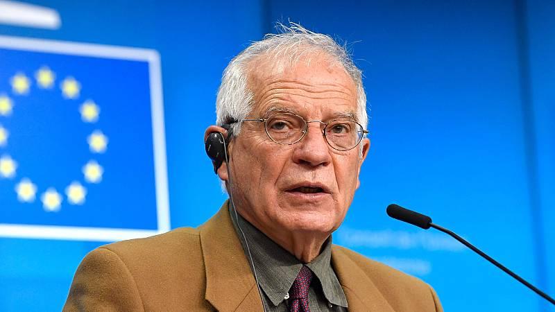 Boletines RNE - La Unión Europea no reconoce los resultados de las elecciones en Venezuela - Escuchar ahora