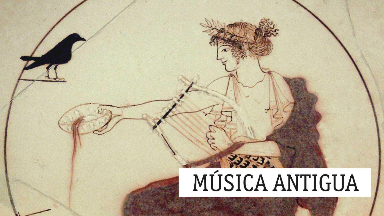 Música antigua - Danzas de Oriente y Occidente - 08/12/20 - escuchar ahora