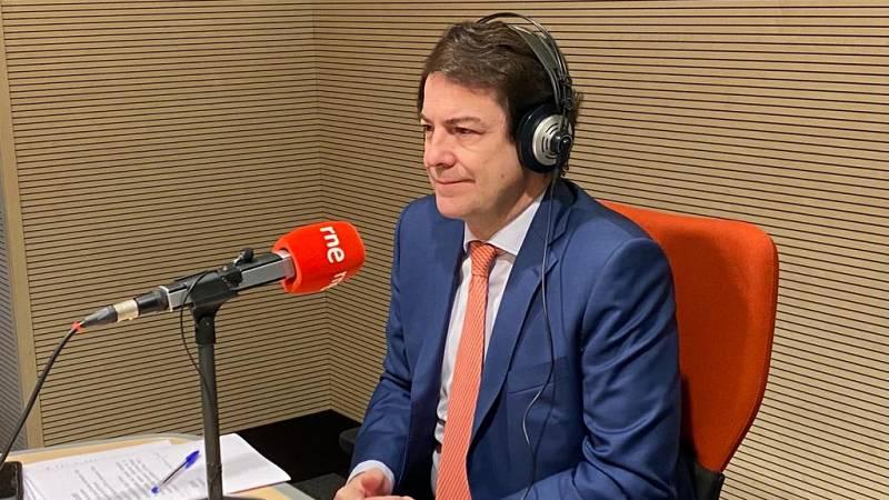 Las mañanas de RNE - Castilla y León mantendrá el cierre perimetral hasta después de Navidad - Escuchar ahora