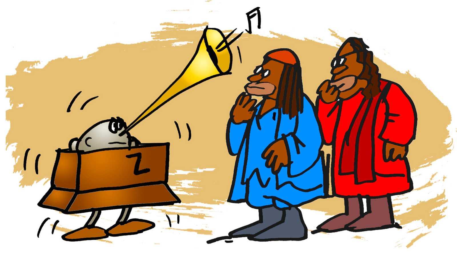 ¡Pero qué invento es esto! - El fonógrafo y Milli Vanilli - Escuchar ahora