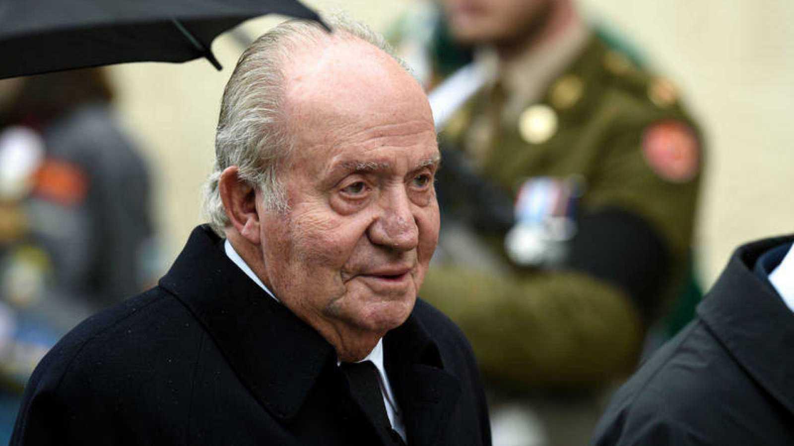 24 horas - Juan Carlos I paga 678.000 euros para regularizar su situación - Escuchar ahora