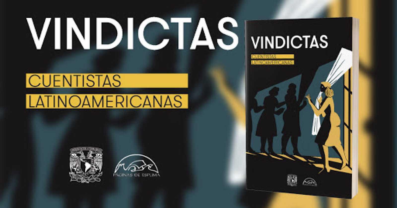 Hora América en Radio 5 - Antología Vindictas. Cuentistas Latinoamericanas - 10/12/20 - Escuchar ahora
