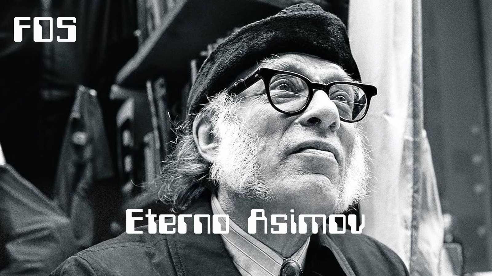 Fallo de sistema - 430: Eterno Asimov - 13/12/20 - escuchar ahora