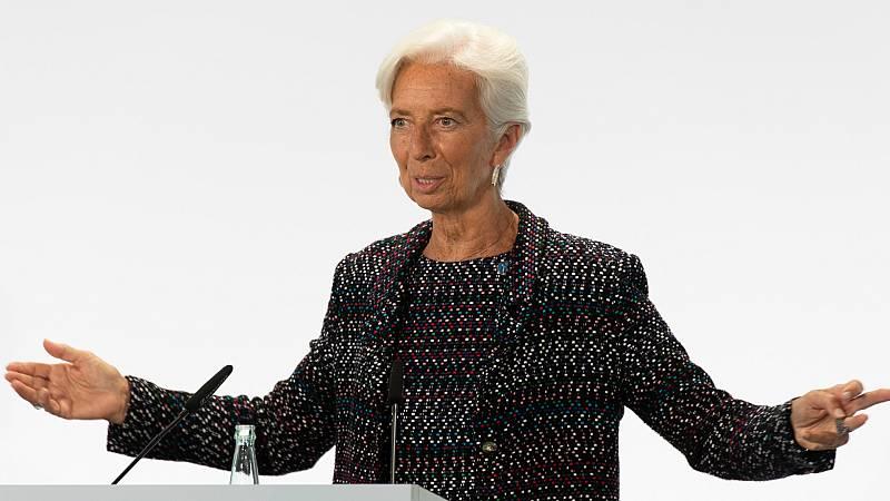 14 horas - El BCE aprueba nuevos estímulos y promete mantenerlos hasta que acabe la pandemia - Escuchar ahora