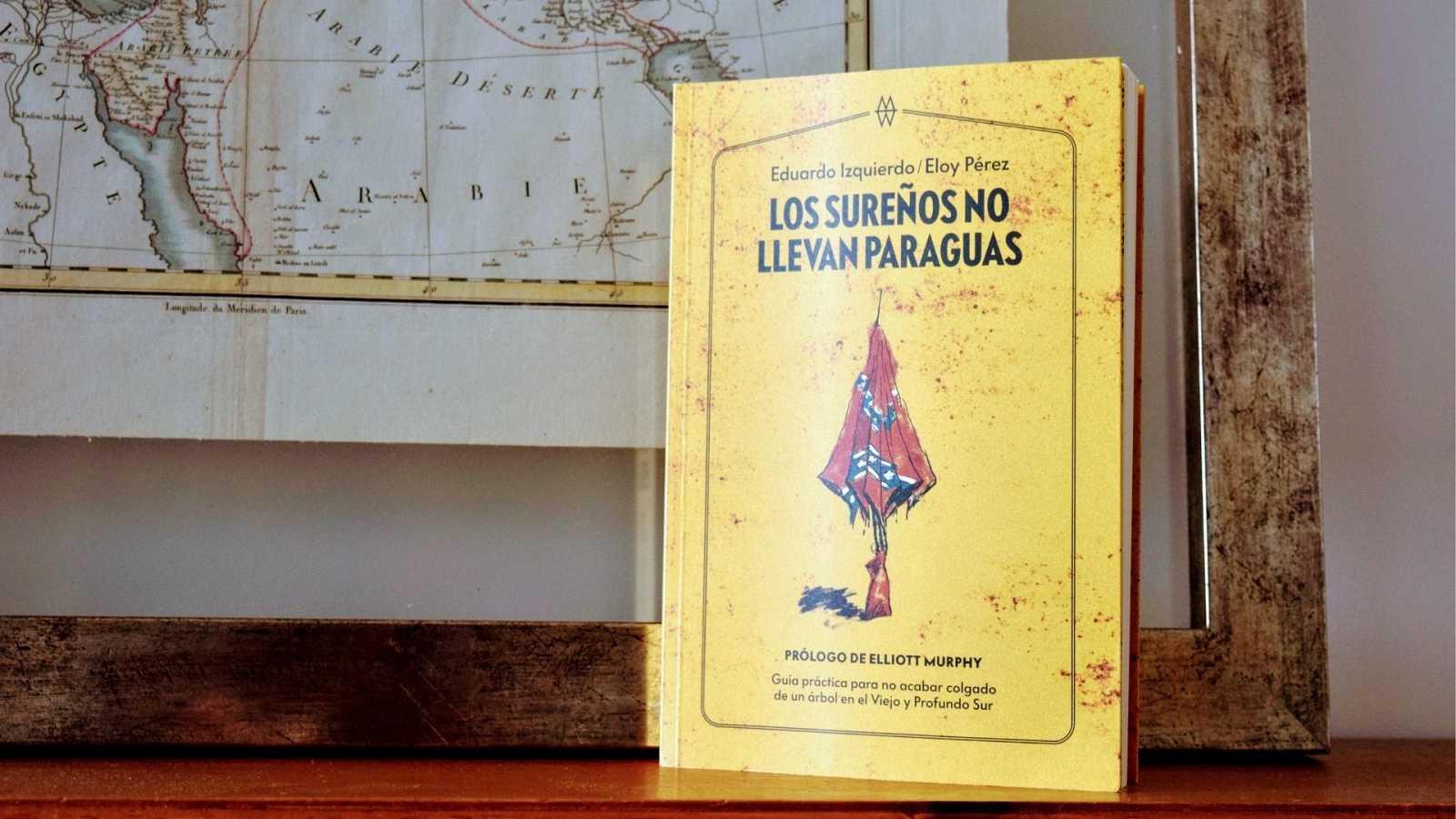 Oxiana - Eduardo Izquierdo y Eloy Pérez | Los sureños no llevan paraguas - Escuchar ahora