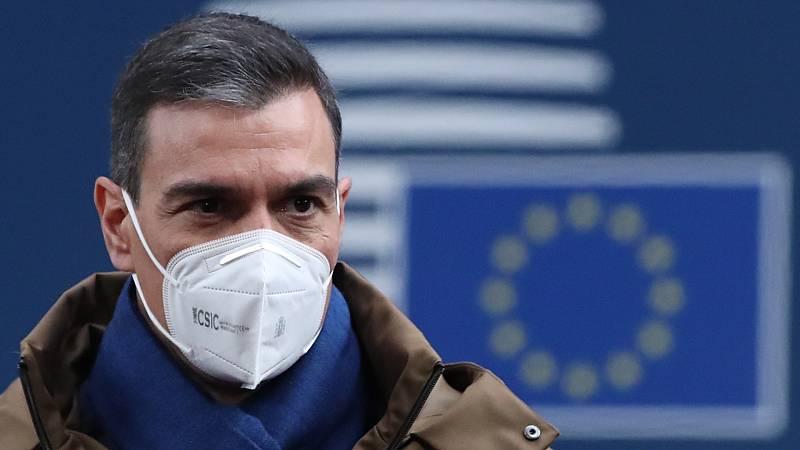24 horas - El Gobierno confía en recibir el dinero europeo antes de verano - Escuchar ahora