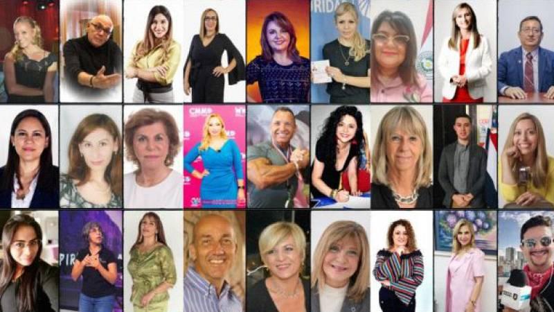 Hora América - I Congreso Mujer Impacto Mundial MIM - 10/12/20 - escuchar ahora