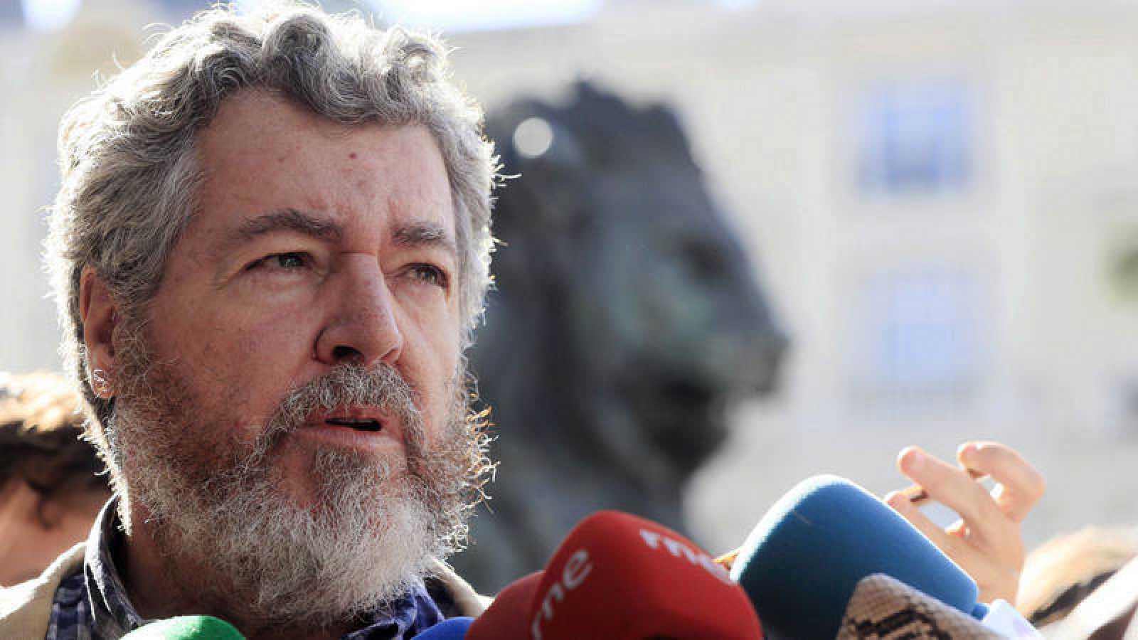 Parlamento - El Rincón: Juan López de Uralde - Escuchar ahora