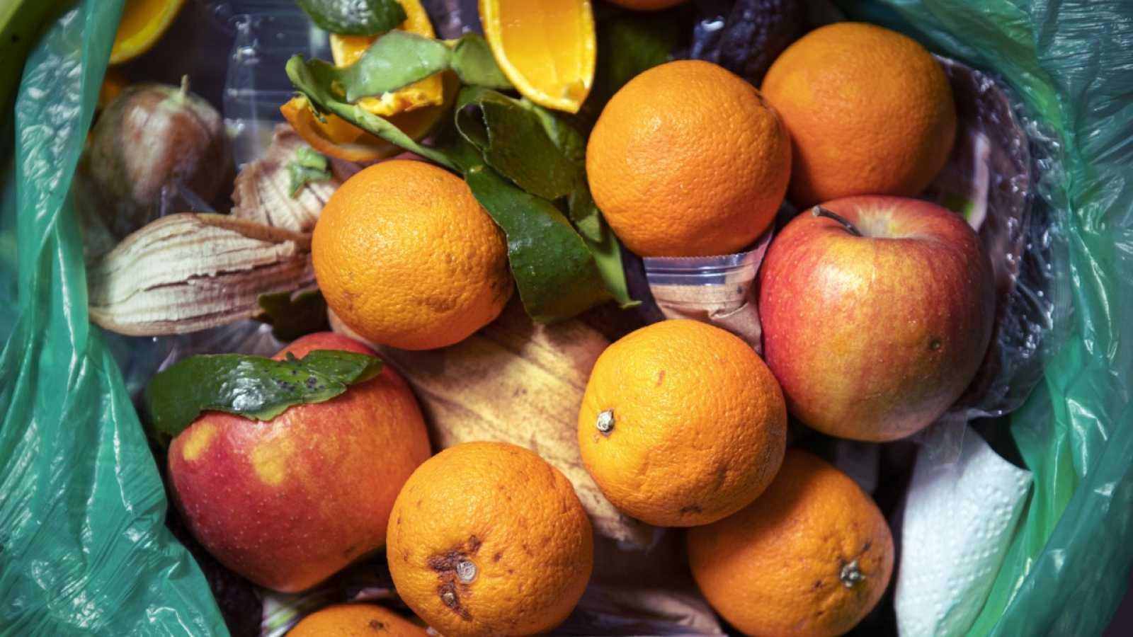 24 horas - Evitar el desperdicio alimentario - Escuchar ahora