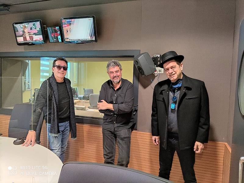 Són 4 dies- Entrevista Santiago Auserón i Joan Vinyals