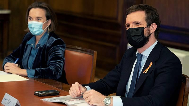 España a las 8 Fin de Semana - Las comunidades gobernadas por el PP adelantarán el plazo de inscripción del próximo curso escolar para evitar la 'Ley Celaá' - Escuchar ahora