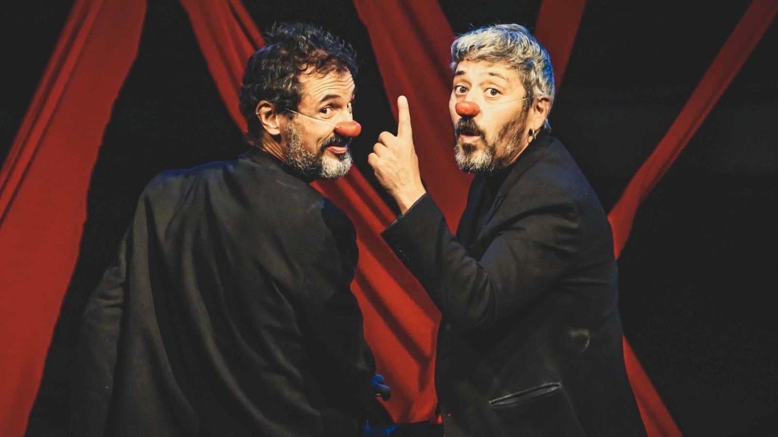 La sala - Santos Sánchez, mitad de Ymedio Teatro, nos lleva hasta Torreperogil - 15/12/20 - Escuchar ahora