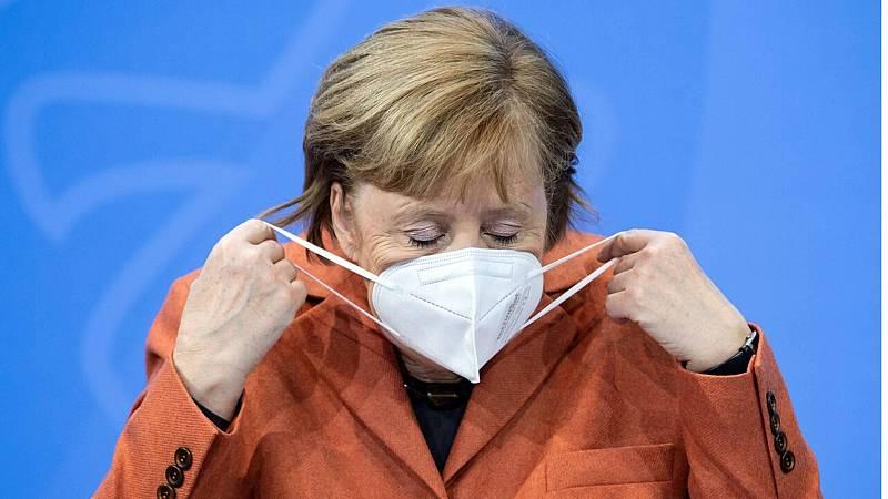 20 horas informativos Fin de semana - Merkel pide a los alemanes cuarentena voluntaria antes de las reuniones familiares de Navidad - Escuchar ahora