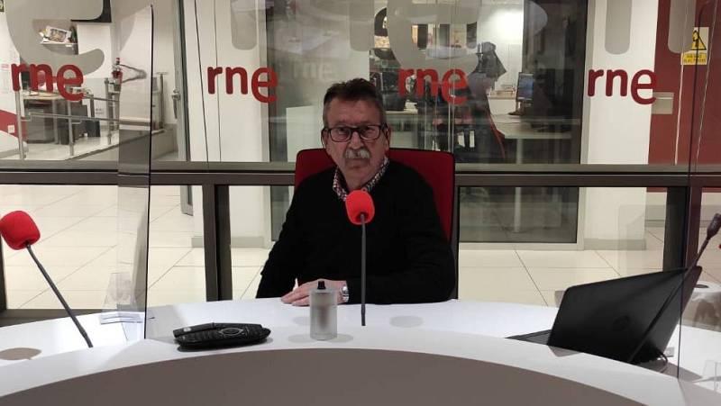 Las mañanas de RNE con Íñigo Alfonso - 32 años desde que la televisión y la radio se fueron a negro - Escuchar ahora